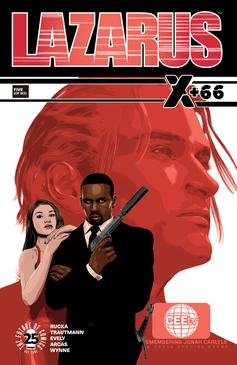 Cover art by Michael Lark