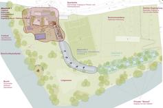 Der Plan für einen Hotelbau im Strandbad. Quelle: http://www.4juu.at/strandbad-drosendorf/