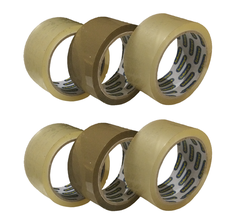 Sellotape for sealing Packaging products
