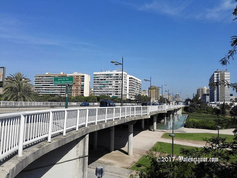 El Puente de las Glorias Valencianas, también conocido popularmente como Puente de Ademuz en Valencia.