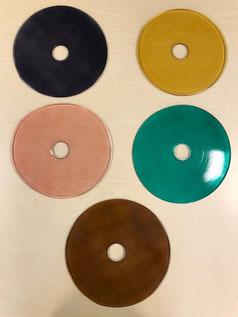 Farbkarte Gläser für Wandleuchte FEST A1223 von aromas del campo