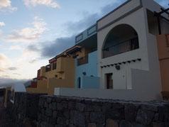 Teneriffa Hotel Luz del Mar im kanarischen Stil mit großen Zimmern und Terrasse