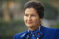 Simone Veil (1927-2017) Entrée au Panthéon en juillet 2018