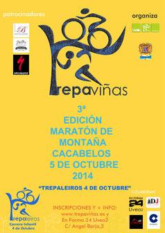 III TREPAVIÑAS - Cacabelos, 05-10-2014