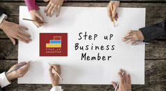 Step up Business Member