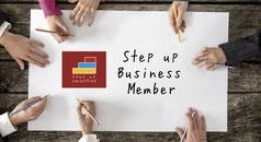 Step up Business Member