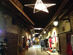 Souvenir-Shopping in Byblos.