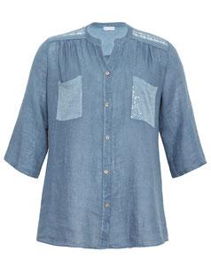 Blusen für runde Frauen, Größe 42 bis 52