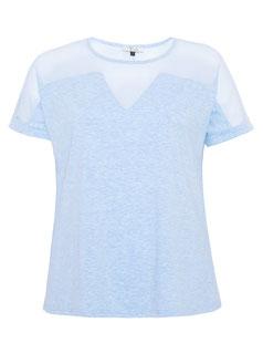 modische T-Shirts in übergröße , T-Shirt Gr 46