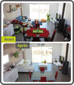 Home staging Homogénie - Narbonne