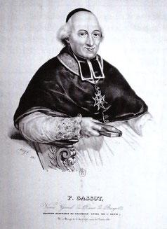 Portrait fait par Hazé (1836)