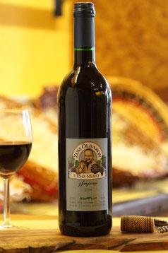 Hausgemacht Sangiovese Rotwein