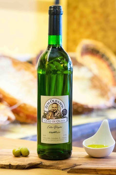 hausgemachtes Olivenöl