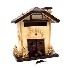 cassetta delle lettere in legno