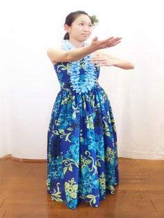 ベアトップロング丈ギャザースカートドレス