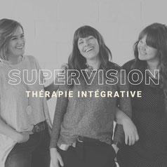Supervision en thérapie intégrative
