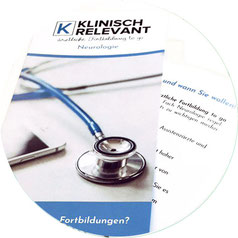 Werbemittel für klinischrelevant.de