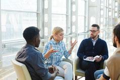 Mediation in Betrieben und Vereinen