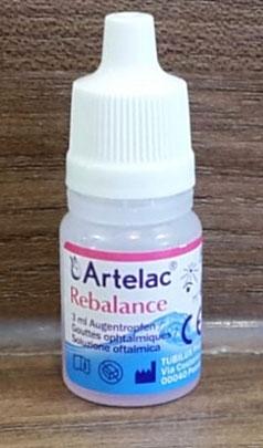 Artelac Rebalance 10ml Flasche