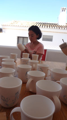 Mari Orikasa Ceramica