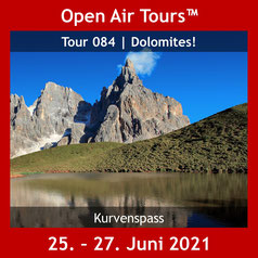 Tour 084 | Dolomites!