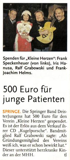 Deister Anzeiger, 16.12.2013