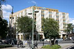Hotel- und Wohnungsbau