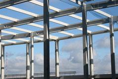 Hallen- und Industriebau