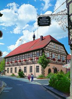 Münnestadt - Rathaus. Quelle: Kultourismus-im-schloss.de