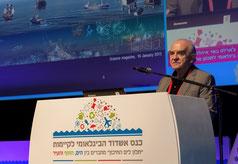 Keynote, Israel Marine Plan Rollout, Ashdod, Israel, 9 November 2015