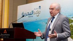 Keynote, Abu Dhabi Plan Maritime2030, Charrette 1 (Stakeholder Meeting), Abu Dhabi, UAE, June 2014