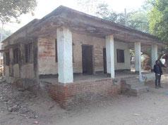 放課後教室をする予定の村の公民館