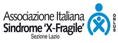 Segreteria: Cell. 339 3504883 – 333 1094461 tutti i giorni, dalle 17.00 alle 22.00 · Recapito Postale: Via Ruggero Ruggeri, 13 00168 Roma ·  www.xfragile.net ·  xfragilelazio@gmail.com ·   c.c. bancario Unicredit SpA · IBAN IT04H0200805314000101762316 · S