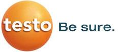 Testo Messgeräte Logo
