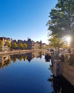 DIe wunderschone Stadt Haarlem