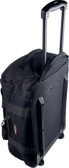 Eastpak Reisetasche mit Trolleyfunktion
