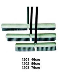 1201 1202 1203. Cepillo Profesional Bastón Uso Rudo. Medidas: 46cm, 56cm, 76cm. Wonderfultools