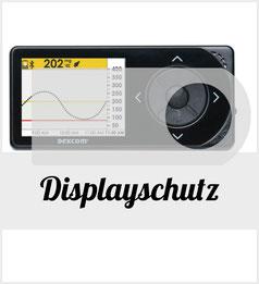 Dexcom Displayschutz