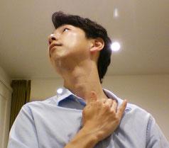 肩こりから起こる耳の後ろの痛みの治し方