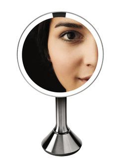 simplehuman sensor mirror