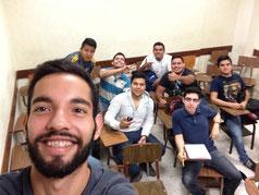 Grupo de N1 Enero_Junio 2015. Gracias jóvenes