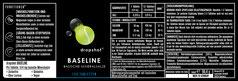 dropshot BASELINE Etikett