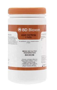 211900 BD Bioxon® Agar Dextrosa y Papa, 450 g