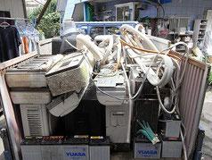 日立市家電回収,日立市家電処分