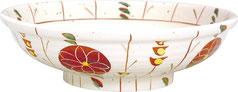 草花丸紋_7.5麺鉢