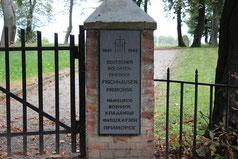 Fischhausen Soldatenfriedhof Ostpreußenreisen