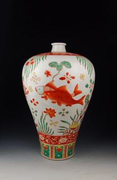 китай фарфор ваза