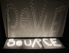 Source de vie, installation, 2012