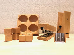 木製文房具 トレー 自然素材 フィンランド ハビタ