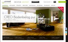 Bild Website http://www.creorooms.de/